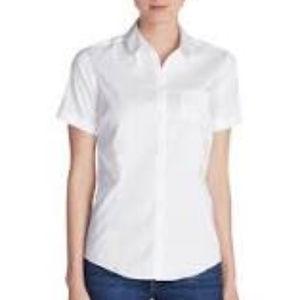 NWT $54 100% cotton Susan Bristol top.